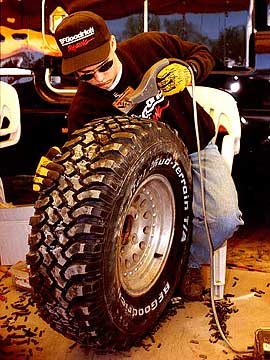 OFF-ROAD BUSINESS Tire Tech, Sales & Marketing